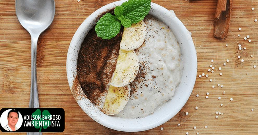 Quem sofre de intolerância a glúten consuma a quinoa pois é um grão muito benéfico a saúde veja só essa receita doce que delicia:(foto divulgação)