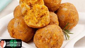 A cenoura é excelente para controlar o colesterol,veja só e aprenda uma receita deliciosa e fácil.:(foto divulgação)