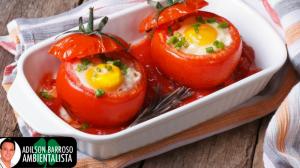 O tomate é rico em benefícios para saúde desde melhorar doenças cardíacas até câncer.:(foto divulgação)