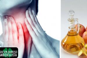 O vinagre de maçã é um remédio natural para a saúde,que ajuda a melhorar o refluxo,veja só.:(foto divulgação)