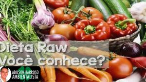 Oque é a dieta RAW?Saiba todos os benefícios fornecidos por esse novo habito de vida.:(foto divulgação)