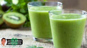 Os melhores smoothies verdes para queimar gordura e controlar a ansiedade