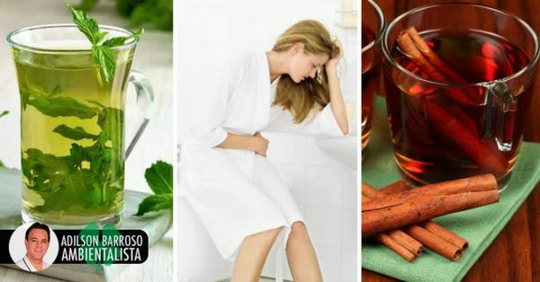 Acalme cólicas menstruais preparando essas infusões naturais
