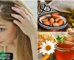 5 remédios caseiros para combater a caspa seca