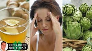 Como aliviar a dor da enxaqueca com 5 remédios naturais