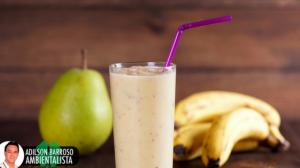 Remédio de pera e banana contra gastrite