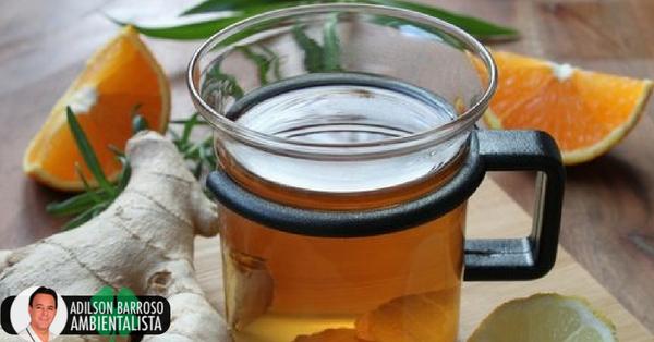 Lute contra infecções e dissolva pedras nos rins com este chá especial de gengibre