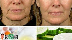 5 remédios caseiros para combater a flacidez facial